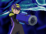 Darkmegamanusesgigacannon