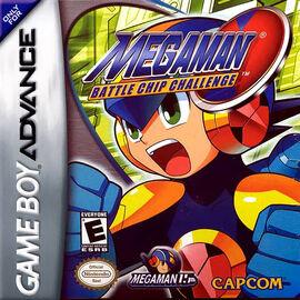 Megaman Battle Chip Challenge