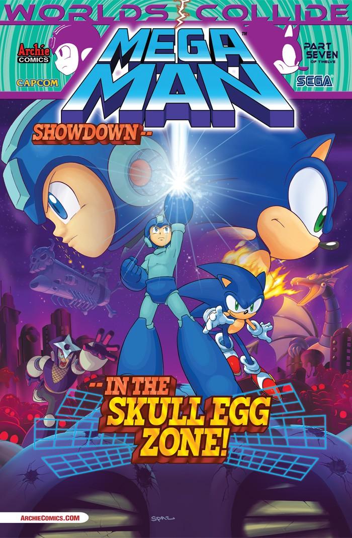 Mega man issue 26 archie comics mmkb fandom powered - Megaman wikia ...