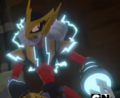 Elec man mega fully carge