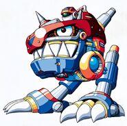 Megamanx3 rex2000