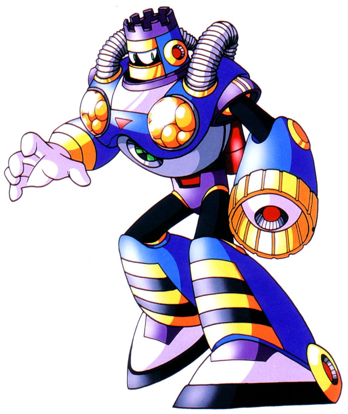 Burst man mmkb fandom powered by wikia - Megaman wikia ...