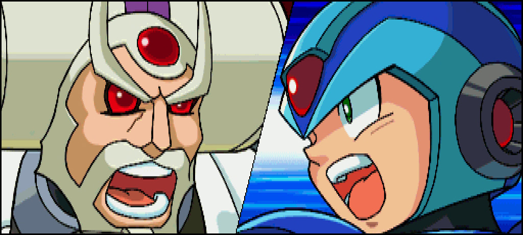 how to create a megaman game