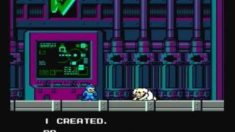 Megaman 9 Ending