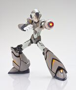 TruForce Designer Series X Color Variant figure front