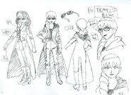 Ms. Yuri - Sketch
