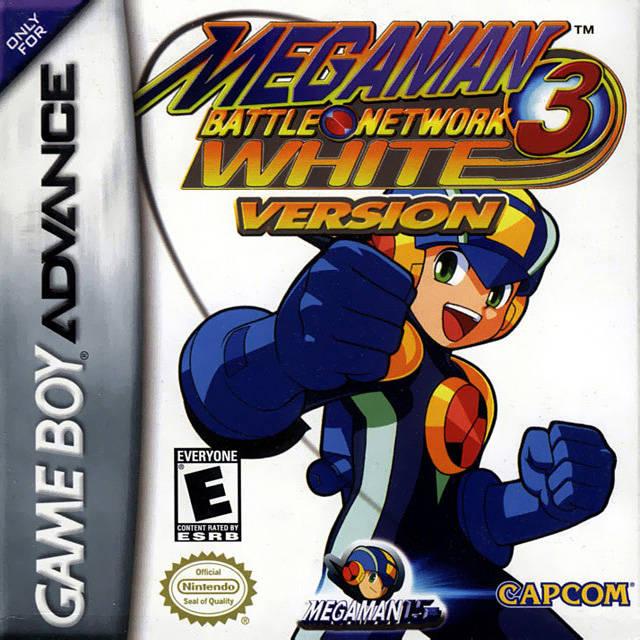 Mega man battle network 3 mmkb fandom powered by wikia white version voltagebd Images