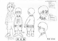 Mameo - Sketch