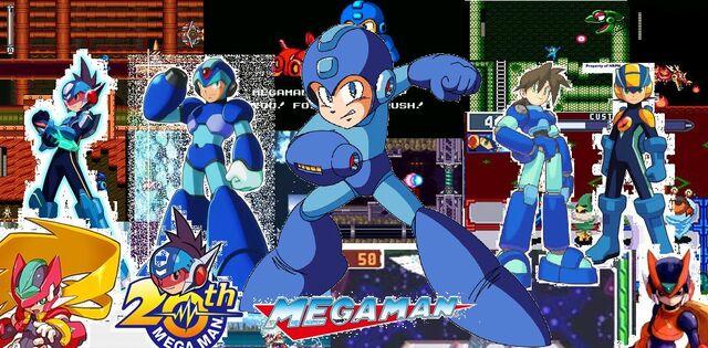 File:Megaman project finished.jpg