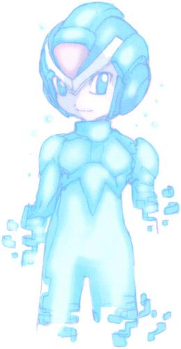 Mega Man Zero (Cyber Elf)