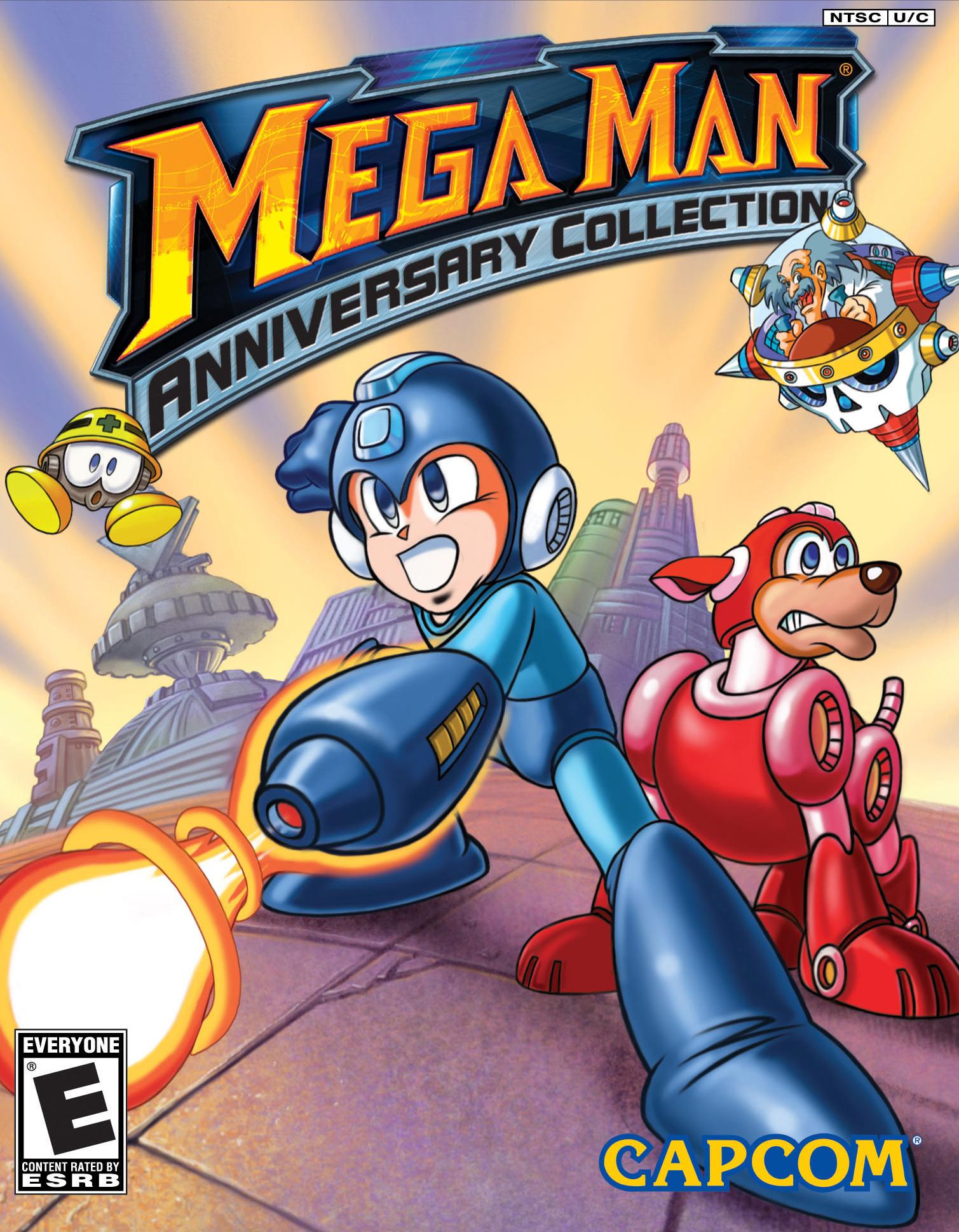 Mega Man Anniversary Collection   MMKB   FANDOM powered by Wikia