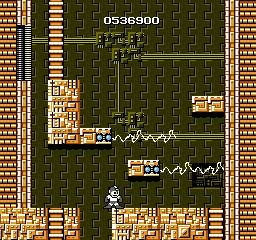 Mega Man.Elechazard