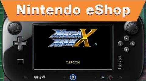Nintendo eShop - Mega Man X Trailer