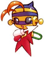 MMZ Cyber-elf Animal (Bee)