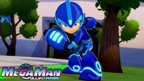 Mega Man Fully Charged Episode 1 Throwing Shade Pt
