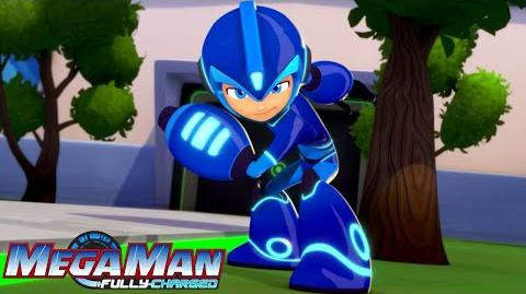 Mega Man Fully Charged Episode 1 Throwing Shade Pt. 1 NEW Episode Trailer