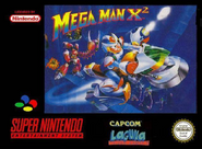 Mega Man X2 (Europe)