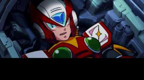 Megaman X6 Zero's Ending