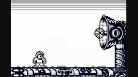Gameboy Mega Man 4 Ballades Stage 1- No Damage