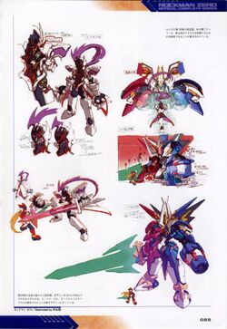 Omega Complete sketches