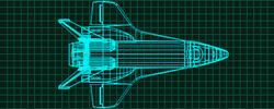 Shuttle 3D