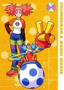 1.10) Coloredman EXE & Iroaya Madoi