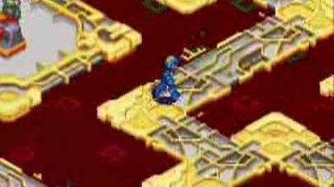 Megaman Battle Network 5 Find Larkman
