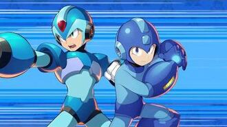 【ROCKMAN X DiVE】洛克人聯名活動角色 Mega Man Collaboration