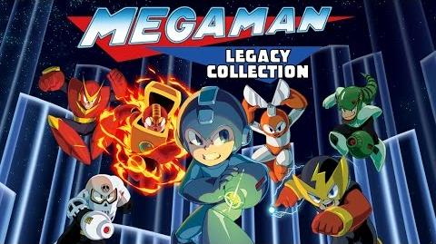 Mega Man Legacy Collection - Announce Trailer