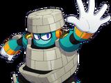 Block Man