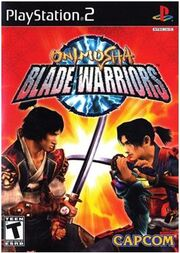 Onimusha Blade Warriors cover