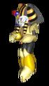 Pharaoh-Man-Model