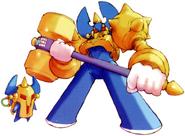 MMZ Cyber-elf Hacker (Hammer)