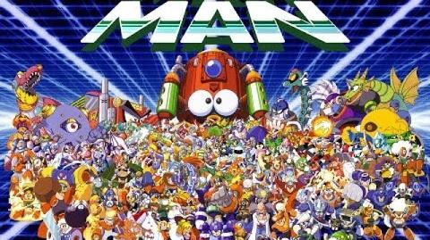 Mega Man 1-10 All Robot Master Stage Themes
