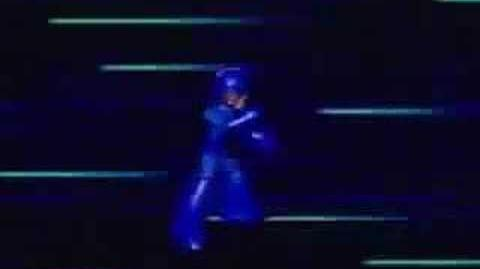 Rockman 8 Commercial