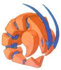 Sand shrimpolin