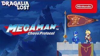Dragalia Lost - Mega Man Event Intro