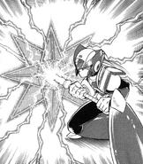 RX3M Shurikein