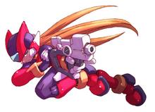 MMZ3 Zero (Buster Shot)