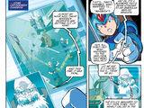 Mega Man X (character)/Archie Comics