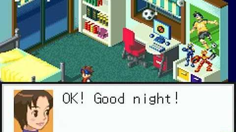 Megaman Battle Network 3 Blue ~ Boss Alpha & Ending