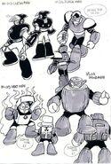 Rockman 2 Concept 2 Hitoshi Ariga