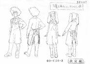 Higsby & Shuko Kido - Sketch