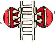 MM4 Ladder Press