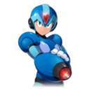 X from Rockman X DiVE