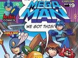 Archie Mega Man Issue 19
