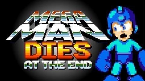 Mega Man Dies At The End - Fifteen Years