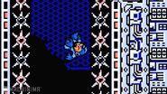 Megaman falling