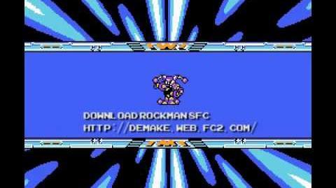 Rockman 8 Famicom Trailer