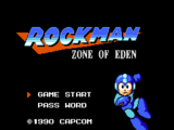 Rockman 3:Zone of Eden